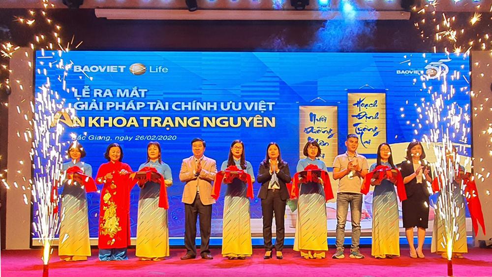 BVNT Bắc Giang: Chia sẻ cách phòng chống corona và ra mắt  sản phẩm An khoa Trạng nguyên